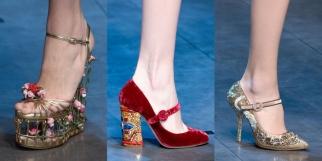 scarpe particolari